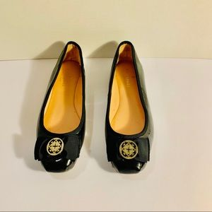 Kate Spade Patent Leather Flats Size 6